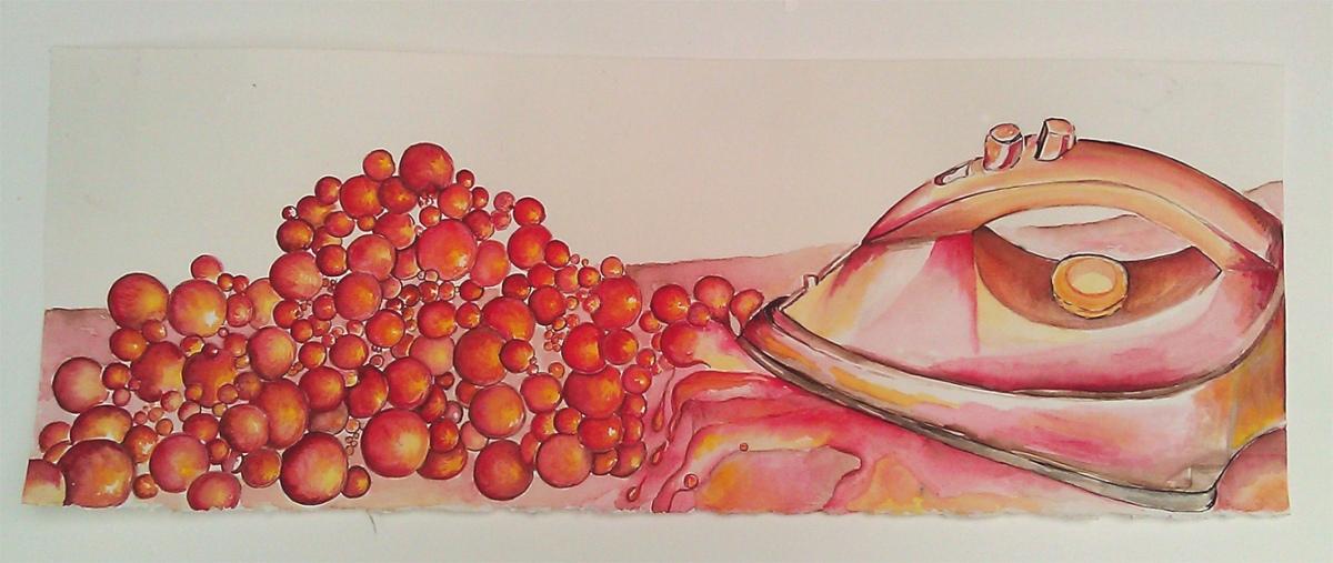 Day 18: Bursting Bubbles via Iron