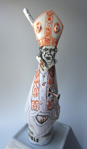 Day 31 (5/29/12): Pope's Bag of Tricks