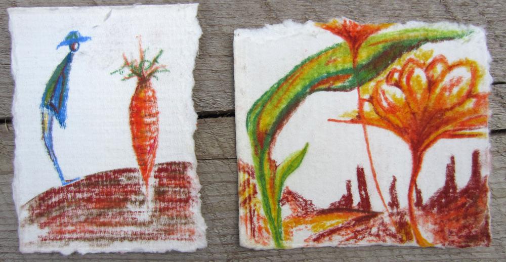 Day 47 (6/14/12): Carrot and Desert