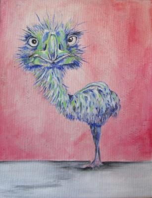 Day 72 (7/9/12): Emu