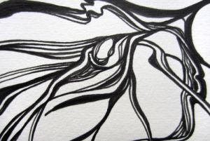 Day 113 8/19/12): Flowing Detail