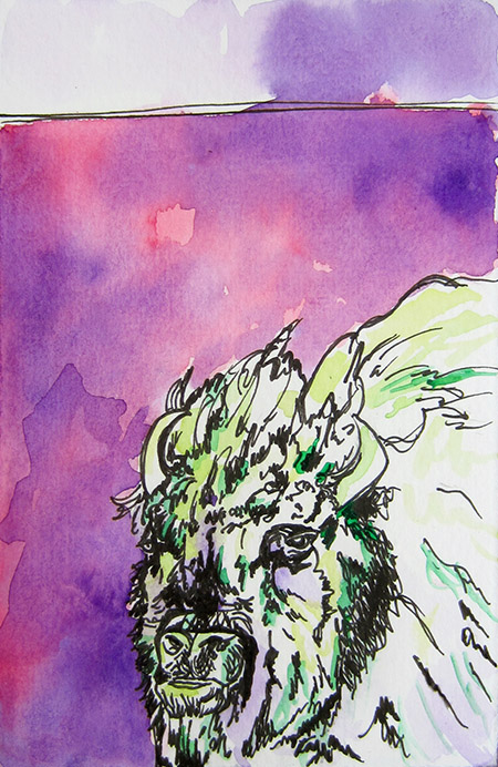 Day 181 (10/26/12): Man or Beast