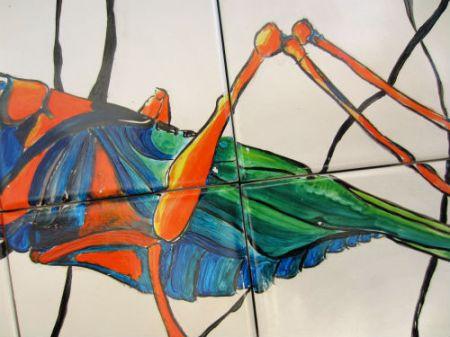 Day 244 Grasshopper Detail