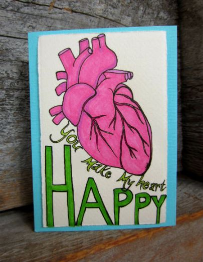 Day 255 Happy Heart