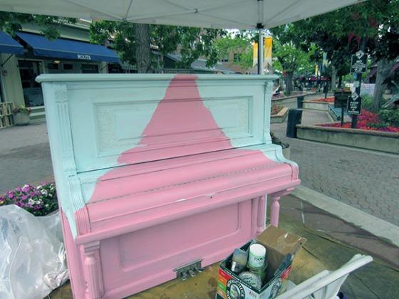 Primed Piano